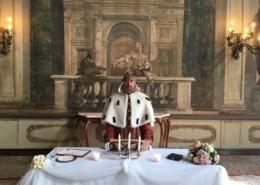 Cerimonie storico commemorative a Venezia