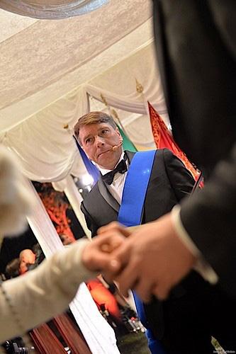 Organizzazione matrimonio civile simbolico Venezia